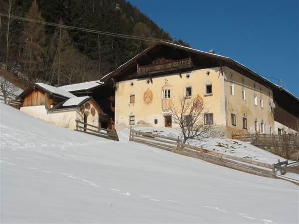 Ferme au Tyrol