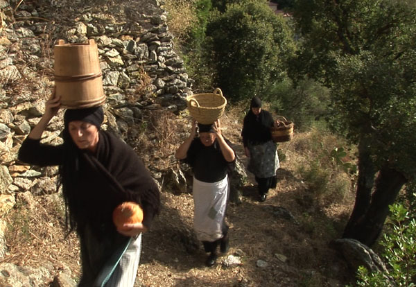 Femmes à la mine
